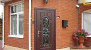 Как установить МДФ накладку на металлическую дверь своими руками?