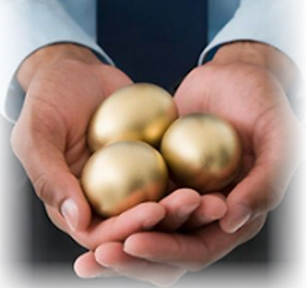 Золотоносный бизнес на своем хобби