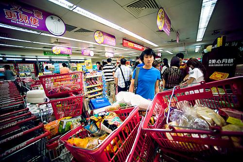 Супермаркет: азбука выживания