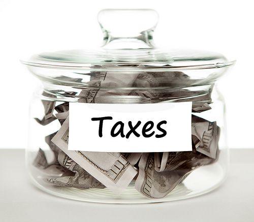 Самые странные налоги