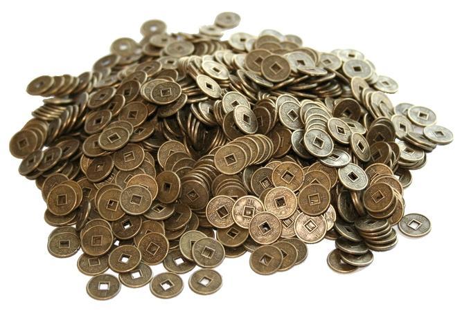 монеты нанбу