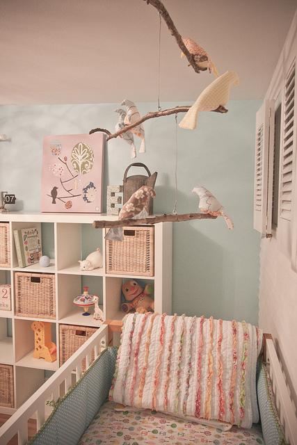 экономим на детской комнате