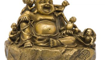 Хотэй в фен шуй — божество счастья и богатства