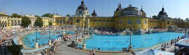 Будапешт СПА