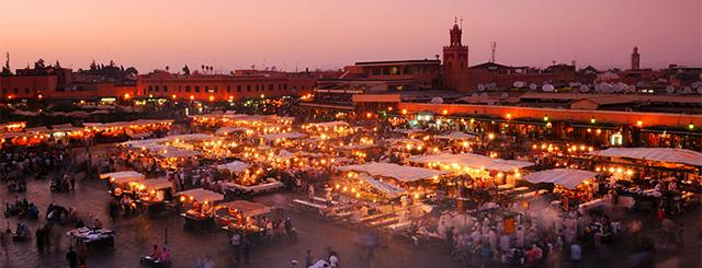 Недорогой отдых на Новый год Марокко