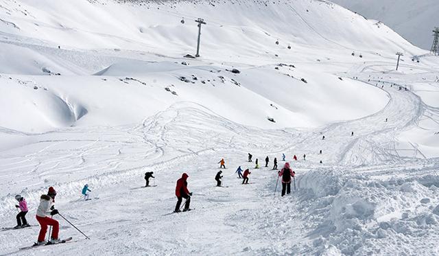 Недорогой отдых на Новый год Эльбрус