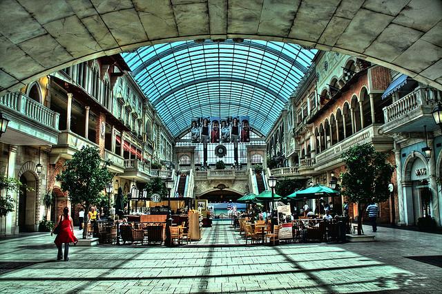 шоппинг в Эмиратах