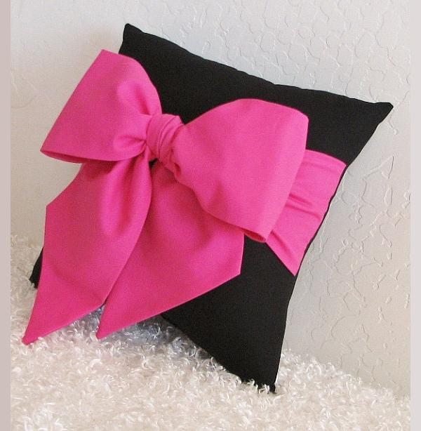 Декоративные подушки своими руками-20