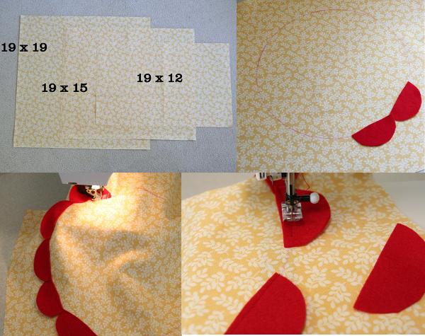 Декоративные подушки своими руками-4