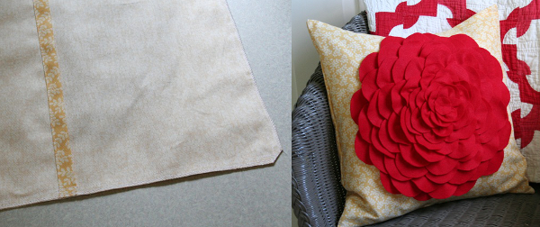 Декоративные подушки своими руками-7