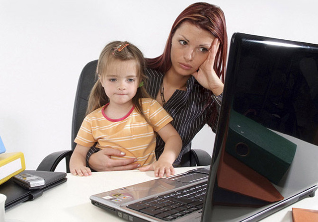 Карьера или семья для женщины