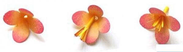 Бумажные цветы для скрапбукинга-5