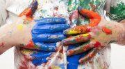 Как вывести пятна от краски