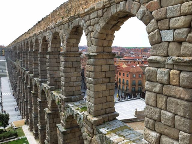 Сеговийский акведук