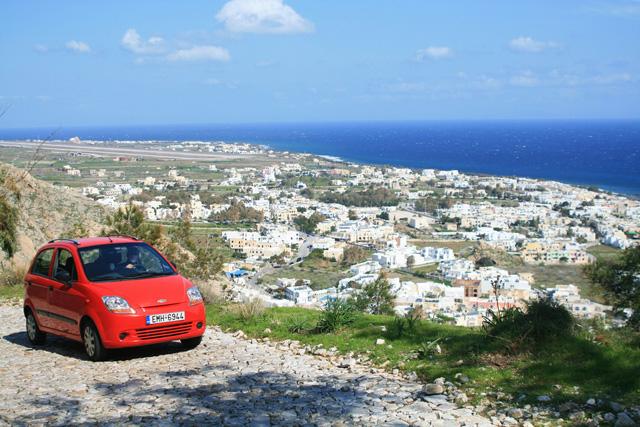 Аренда авто в Греции