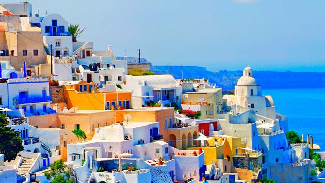 Безопасность в Греции