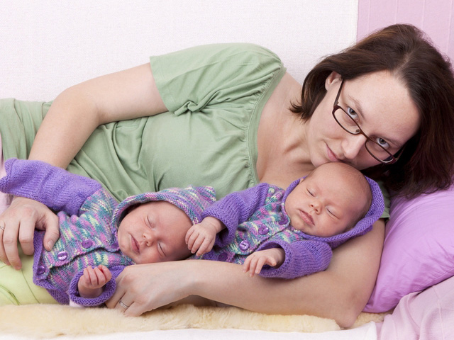 после рождения второго ребенка