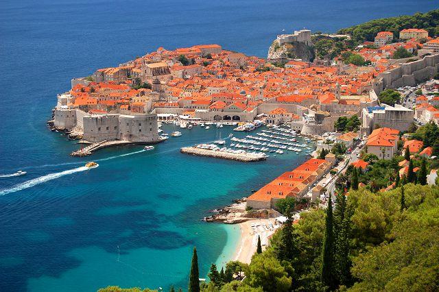 Путешествие в Хорватию на автомобиле