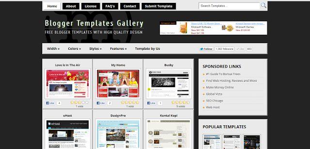 Создание своего блога в интернете