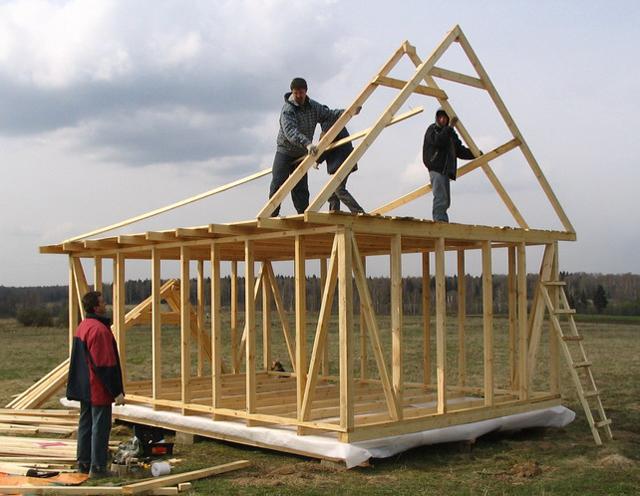 недорого построить дом