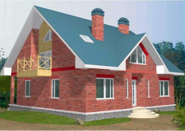 построить недорого дом