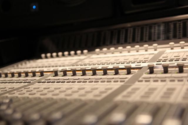 Оборудование собственной точки для записи музыки