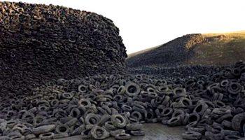 Помогаем экологии – зарабатываем деньги! Бизнес по утилизации шин