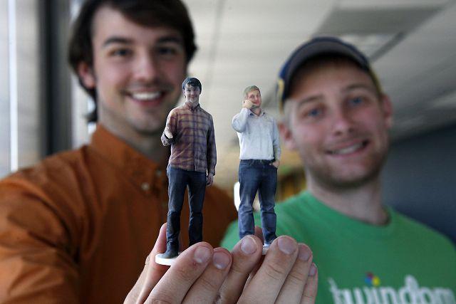 Печать подарков на 3д принтере