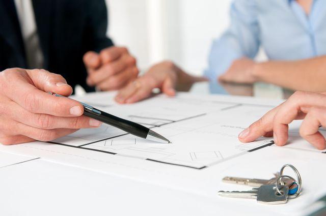 Подписание договора по сделке
