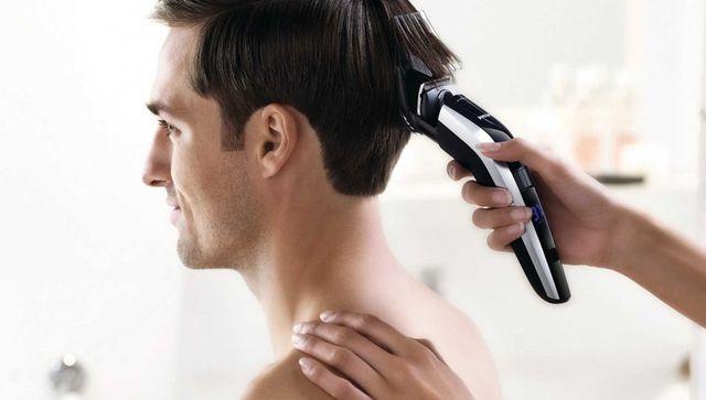 Стрижка волос машинкой