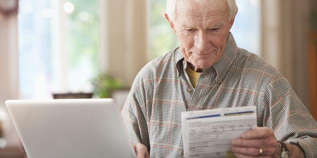 Декларация ИП для пенсионера