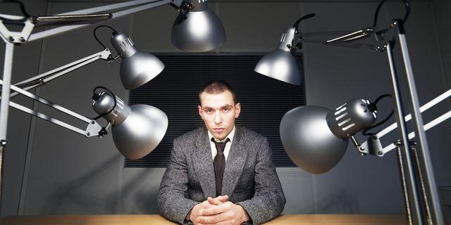 Направление ламп на кандидата