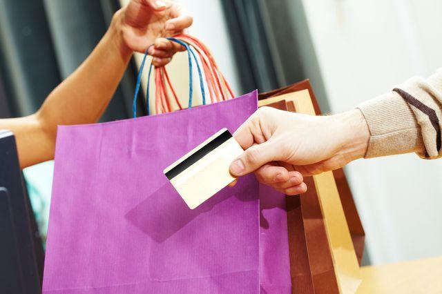 Покупки по банковской карте
